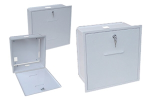 Steel Case for Telecommunication Distribution